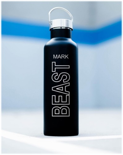 Beast Personalized Insulated Bottle