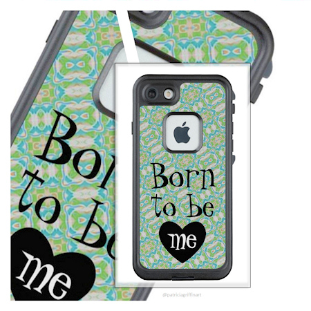 Born to be me by Patricia Griffin